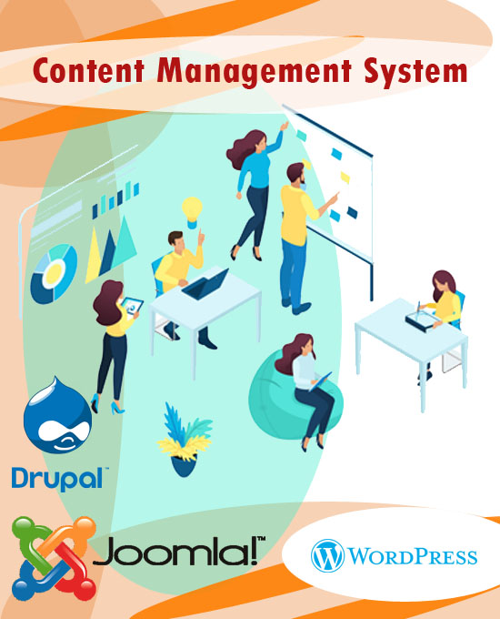 Content Management System (CMS) - Chaster IT Solutions Pvt. Ltd.