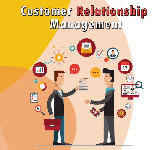 Customer Relationship Management (CRM) - Chaster IT Solutions Pvt. Ltd.