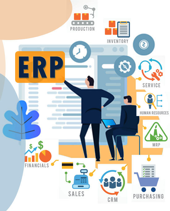 Enterprise Resource Planning (ERP) - Chaster IT Solutions Pvt. Ltd.